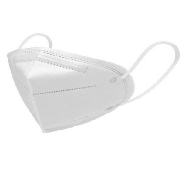 White Protective mask