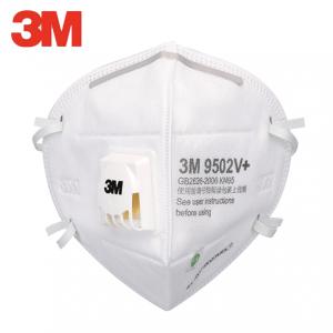 FFP2 3M 9502V+ FaceMask